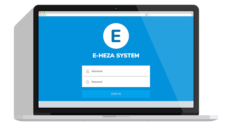 E-HEZA EMR Application